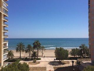 Apartamento Cullera playa Racó/ playa San Antonio vistas al mar