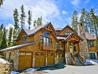 Bear Mountain Lodge Home Hot Tub Breckenridge Colorado