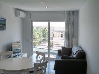 Precioso apartamento en primera linea de mar