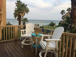 WATERFRONT 2 level townhome condo & boatslip!  Only 2 1/2 blocks to BEACH!