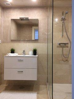 shower en toilet