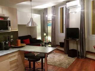 OLD NICE - 1 bedroom apartment 'just like home' - Apartment 'MONACO'