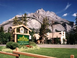 Banff Rocky Mountain Resort 1 Bdrm Condo, Alberta, Canada Aug. 26-Sept.2, 2018