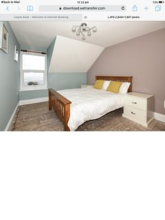 Sea View Apartment, Lynton