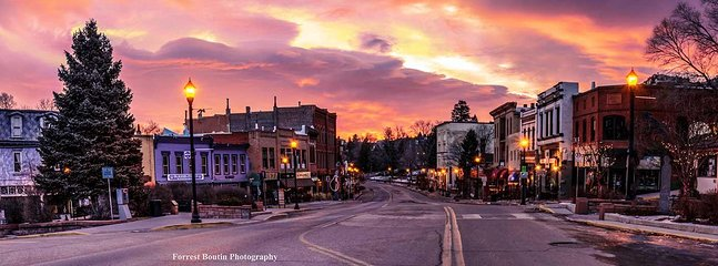 Spend a day in Manitou Springs, less than 15 minutes away