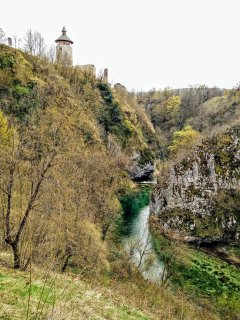 Old Town Drežnik Grad, River Korana