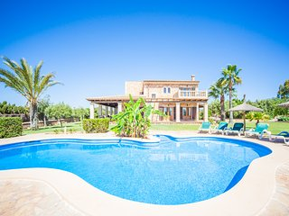 SORTAL - Villa for 6 people in S'Horta - Felanitx