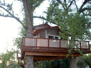 Hawk's Rest Treehouse