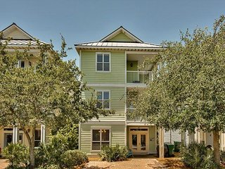 Upscale & Luxurious 3-Story in the Gated Community of Crystal Beach in Destin