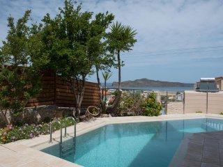 Beautiful Maisonette with Private Pool & Sea Views - Euterpe Pantanassa VIillas