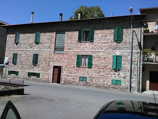Amiata  camera privata in appartamento