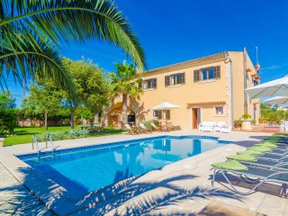 CAN JERONI - Villa for 10 people in S'Horta - Felanitx