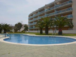 Appartement à côté des plages et parcs Port Aventura, Ferrari , Aquopolis