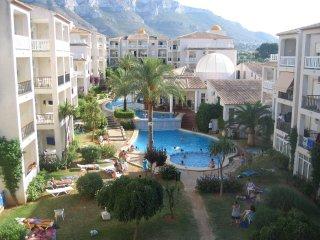Apartamento playa  4-5 personas, Denia
