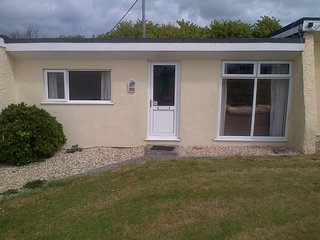 Widemouth Bay Holiday Village Chalet 55