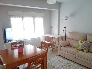 Apartamento en segunda linea de playa con 2 habitaciones