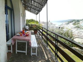 La Cambusa appartamento in Villa con piscina