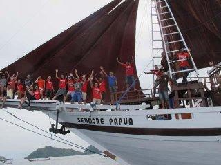 Seamore Papua Liveaboard - Komodo