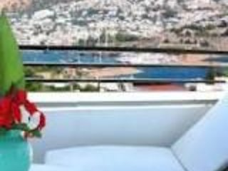 Bodrum Gümbet Sea View Apartment With Swimming Pool # 610