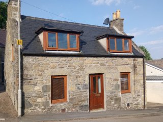 Idle Cottage Self Catering Keith Scotland