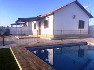 Conil, casa de campo con piscina