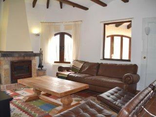 Casa con magnificas vistas, Alcalali