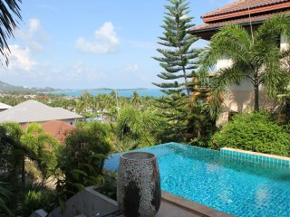 Seaview Villa 4 Bedroom with Pool, Chaweng