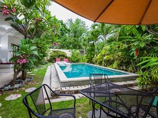 promo spring  villa 2 bedrooms not share pool