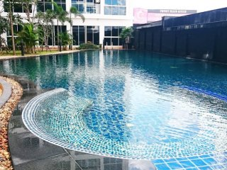 Nam Talay Jomtien Beach - Deluxe Apartment