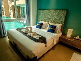 Atlantis Resort - Double Room with Pool View