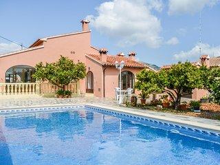 Casa de campo con piscina