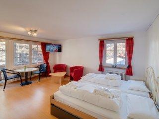 Studio Madeleine Zermatt - Mountain Exposure Good Value Apartment