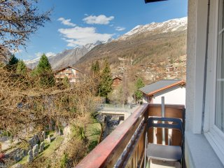 Studio Madeleine Zermatt - Mountain Exposure Good Value Apartment