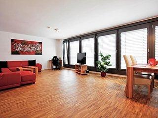 Mobliertes Apartment in Stuttgart mit 2 Schlafzimmern (Penthouse)