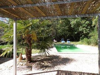 Maison de vacances très calme, proche de Toulouse