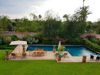 Four Seasons Private Luxury Villa Marrakech