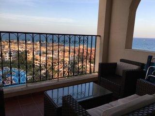 Apartamento con vistas al mar en Torrevieja, a 50 metros de Playa de los Locos