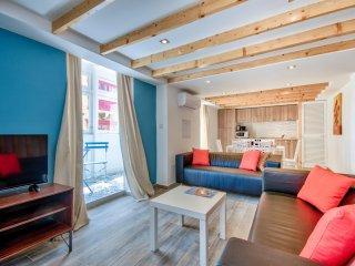 Contemporary Valletta 2-bedroom Loft