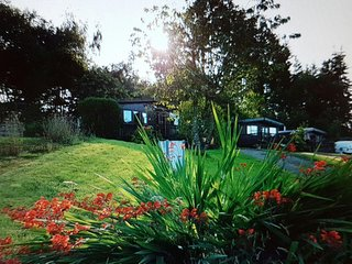 Chalet 23 Holiday lodge Builth Wells - perfect for touring  Mid Wales
