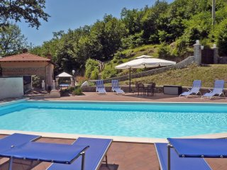 Gualtierottivillino - Exclusive villa in the countryside of Pistoia with private pool and jacuzzi