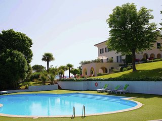 Villa Sole - Exclusive villa with pool and panoramic location on the hills of