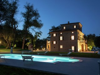 Villa Raffinato - Beautiful villa with unique views and private pool