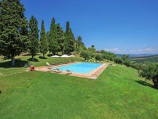 I Cipressi - Elegant apartment in a unique hamlet with swimming pool, tennis