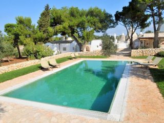 Trullo Amore Mio - A delightful accommodation for groups or large families with