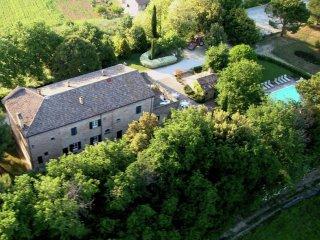 Villa Metauro - Villa between vineyards and stunning views