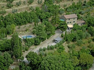 Villa Colline - Villa with beautiful views, private pool, 3 km from Cortona