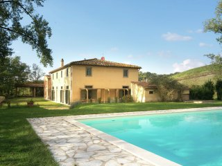 Gorgoville - Beautiful detached villa on beautiful Tuscan estate