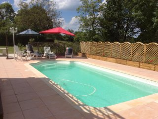 Self catering Gite with private pool.