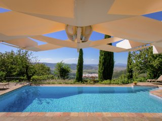Villa Cherry - Elegant villa at an altitude of 500 m in the hills, with a