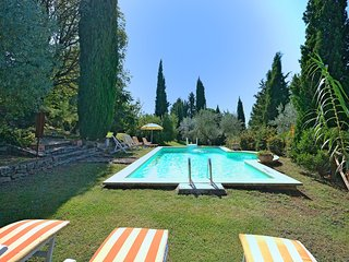 Villa Federica - Villa with private swimming pool in the Tuscan hills, only 1